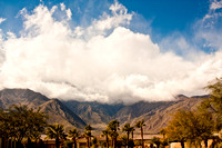 Storm over San Jacinto, Palm Springs, CA
